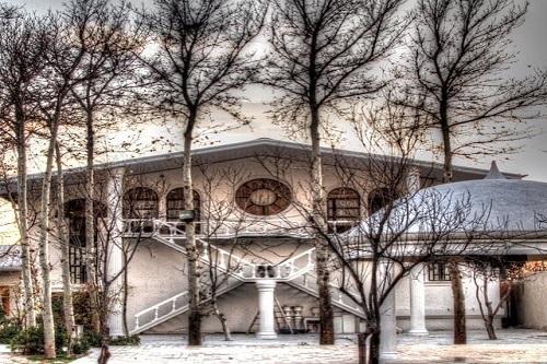 باغ عروسی فرمانیه
