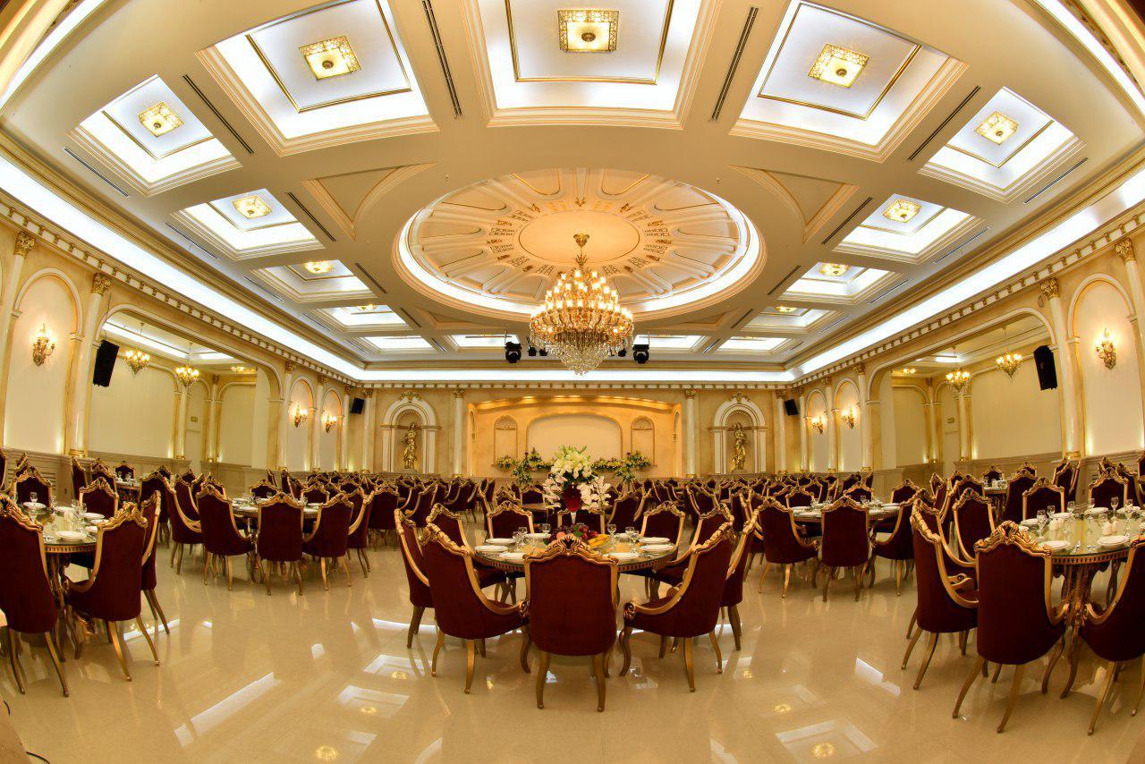 تالار برگزاری عروسی تشریفات ملل