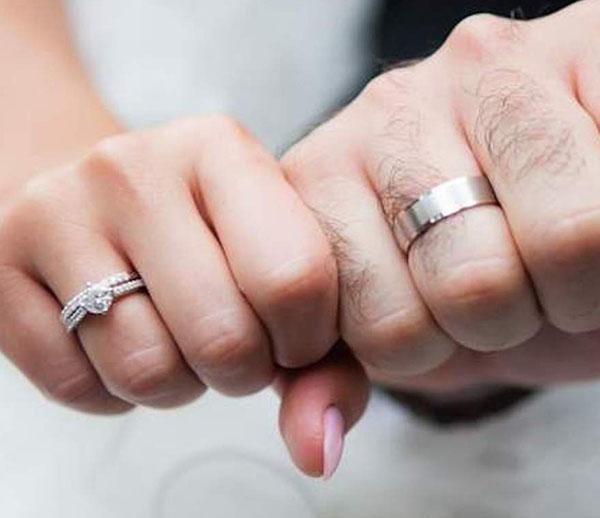 حلقه عروس تشریفات عروسی ملل