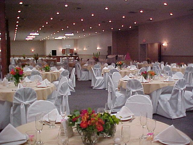 چیدمان و میزآرایی مراسم شام