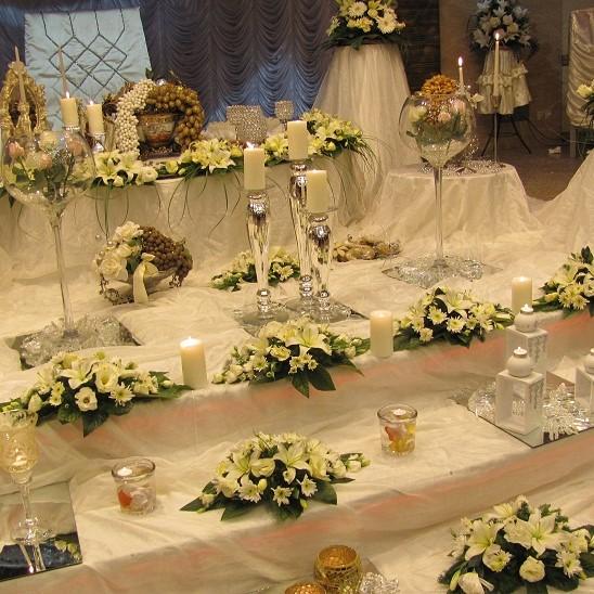 سفره عقد تشریفات عروسی ملل
