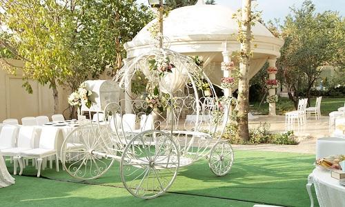 انتخاب باغ عروسی جهت برگزاری جشن