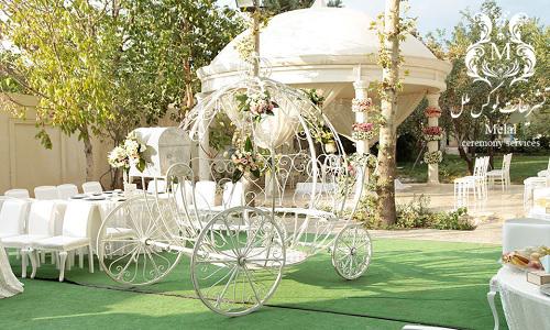 باغ عروسی ایده آل