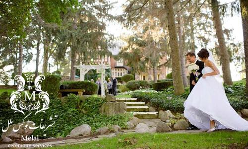 نکات مهم در برگزاری یک جشن عروسی رویایی