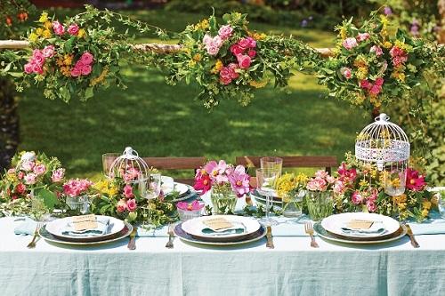 باغ عروسی -تشریفات ملل