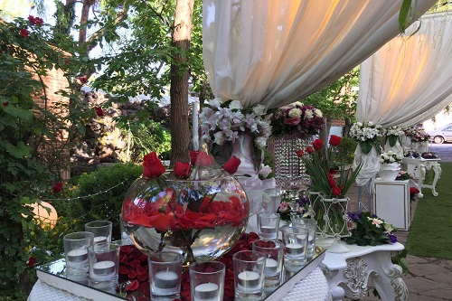 باغ عروسی البرز