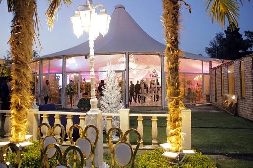 باغ عروسی مجنون
