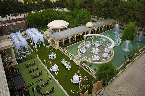 باغ عروسي والا-تشريفات عروسي ملل