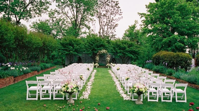 باغ تالار خوب برای عروسی