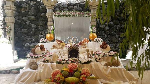 خدمات عروسی باغ عروسی