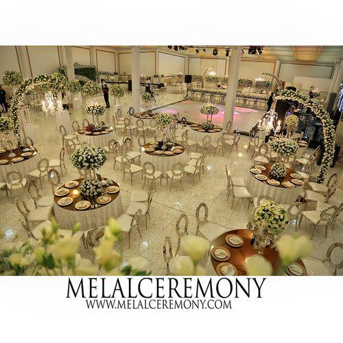 عروسی در باغ تالار