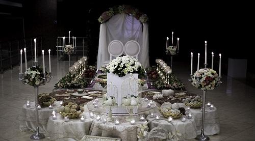 تشریفات و خدمات عروسی