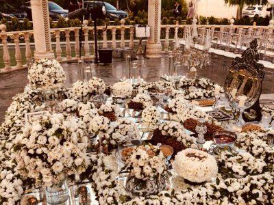 بهترین تشریفات مجالس عروسی